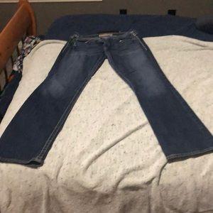 Big star jeans women's size 31L